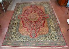 Antique Persian Hand Tied Wool Rug