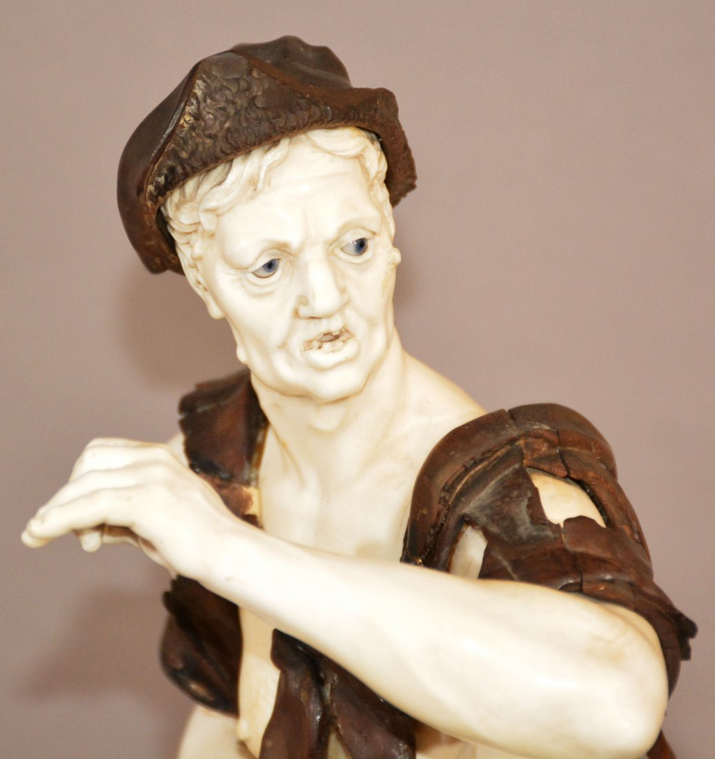 Old Master Sculpture Attributed to Simon Troger - 3