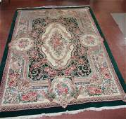 SemiAntique Persian Style Hand Tied Wool Carpet