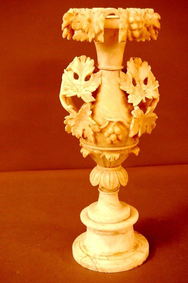 14: Alabaster Vase