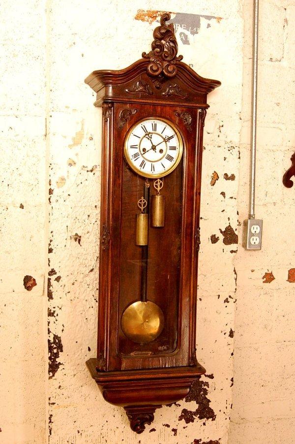 98: Vienna Regulator Clock