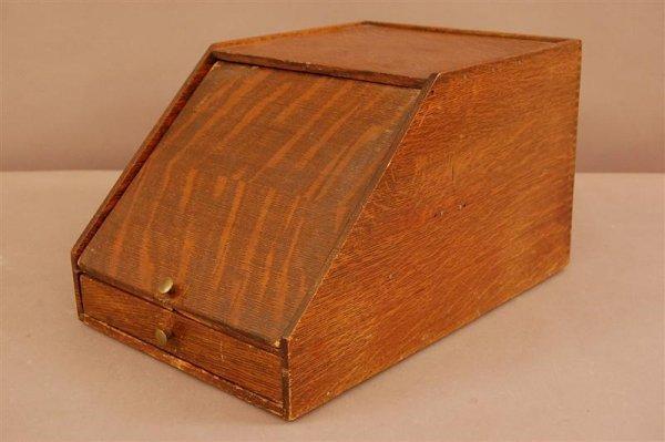 6: Wiess Oak Desk Top File System