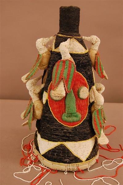 17: Fetility Beaded Tribal Headdress