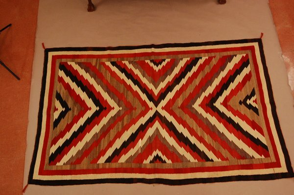 19: Transitional Navajo Carpet