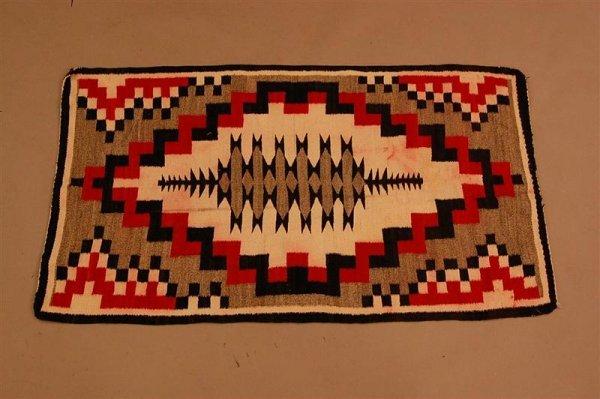 20: Regional Navajo Rug