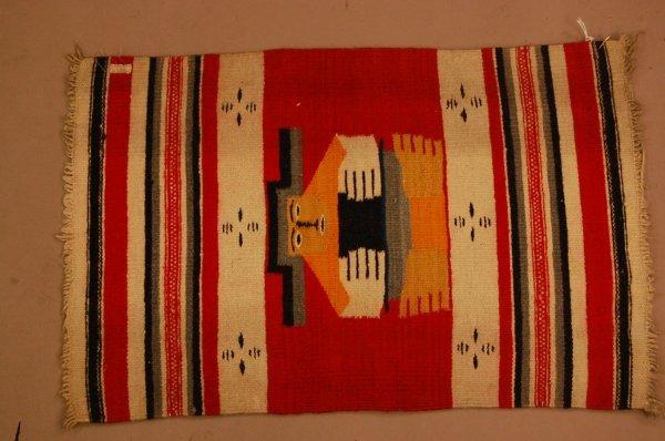 21: Navajo Pictoral Rug