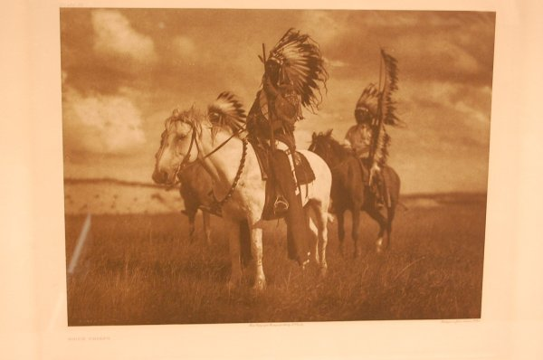24: Edward S. Curtis Photogravure