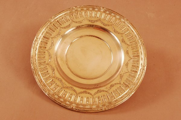 15: Towle Sterlilng Silver Bowl Impressed Neoclassical