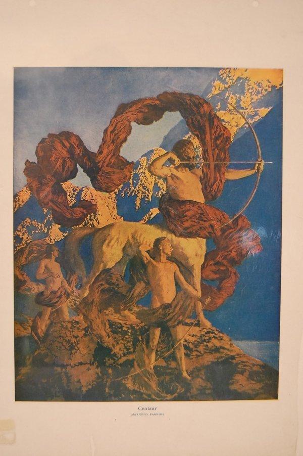 "1: ""Centaur--Jason and Teacher""  Original Print by Maxf"