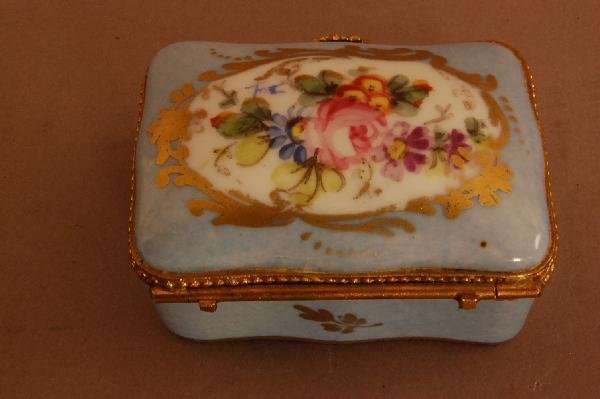 3: Sevres Style Ring Box
