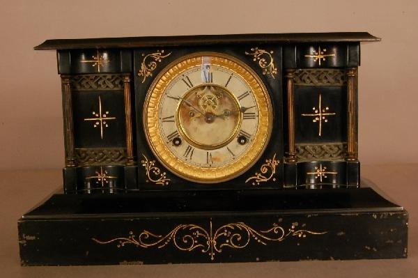 9: Waterbury Mantel Clock