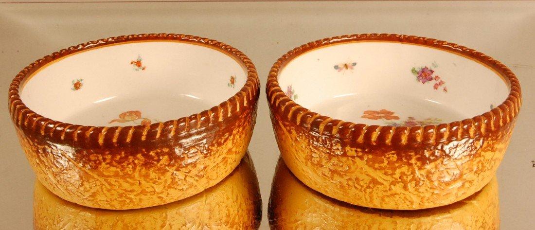 22: Austrian Decorative Porcelain Bowls