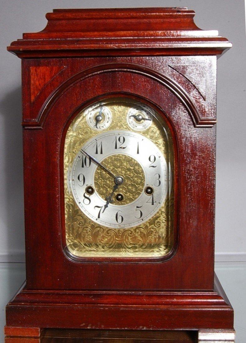 2: German Junghans Bracket Clock