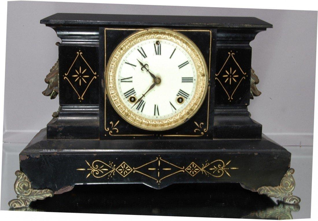 13: Ansonia Mantel Clock