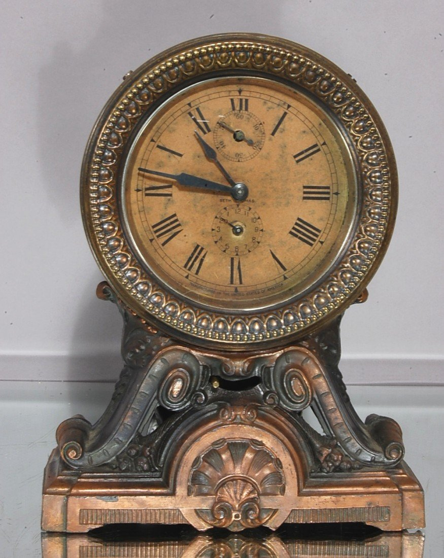 15: Seth Thomas Alarm Clock