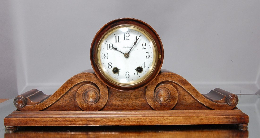 19: Seth Thomas Mantel Clock