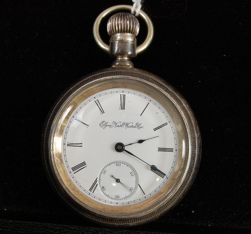 3: Elgin National Watch Co Pocket Watch