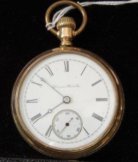 Hampden 15 Jewel Pocket Watch