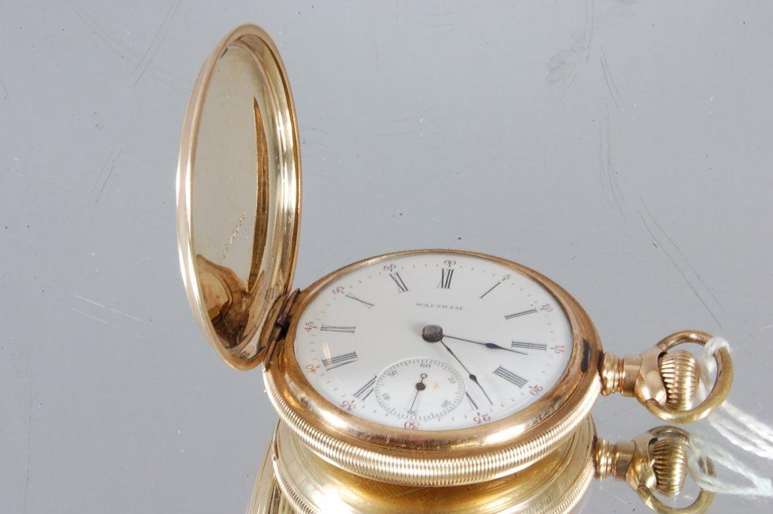 12: Waltham Royal Pocket Watch