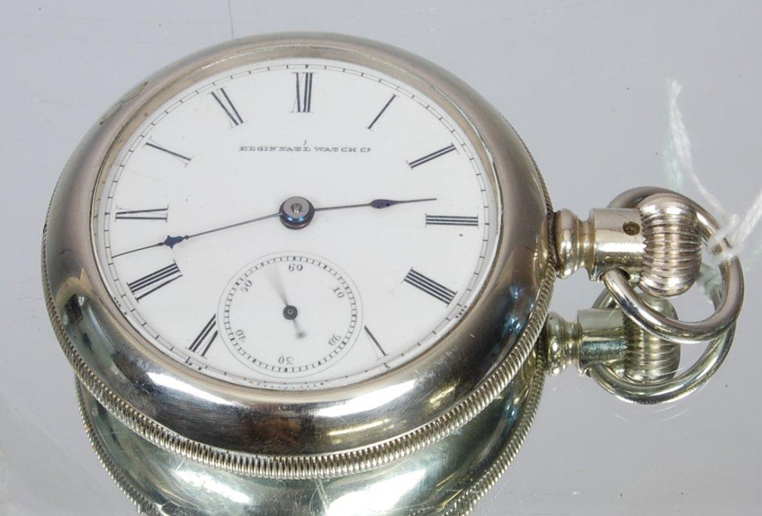 16: Elgin 11 Jewel Pocket Watch