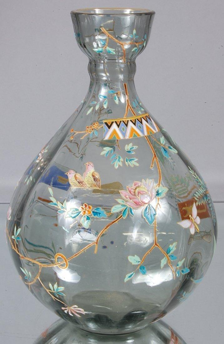 20: Victorian Enameled Vase