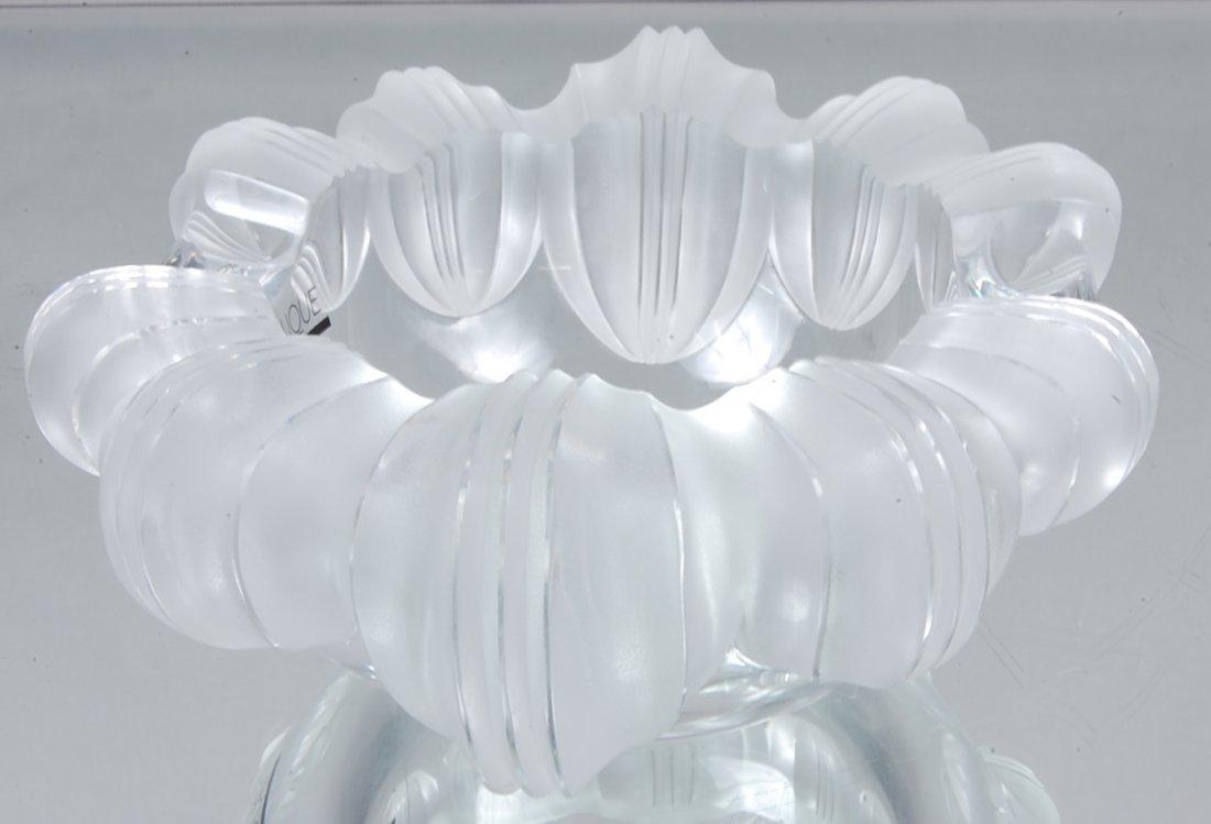 24: Lalique Art Deco style Center Bowl