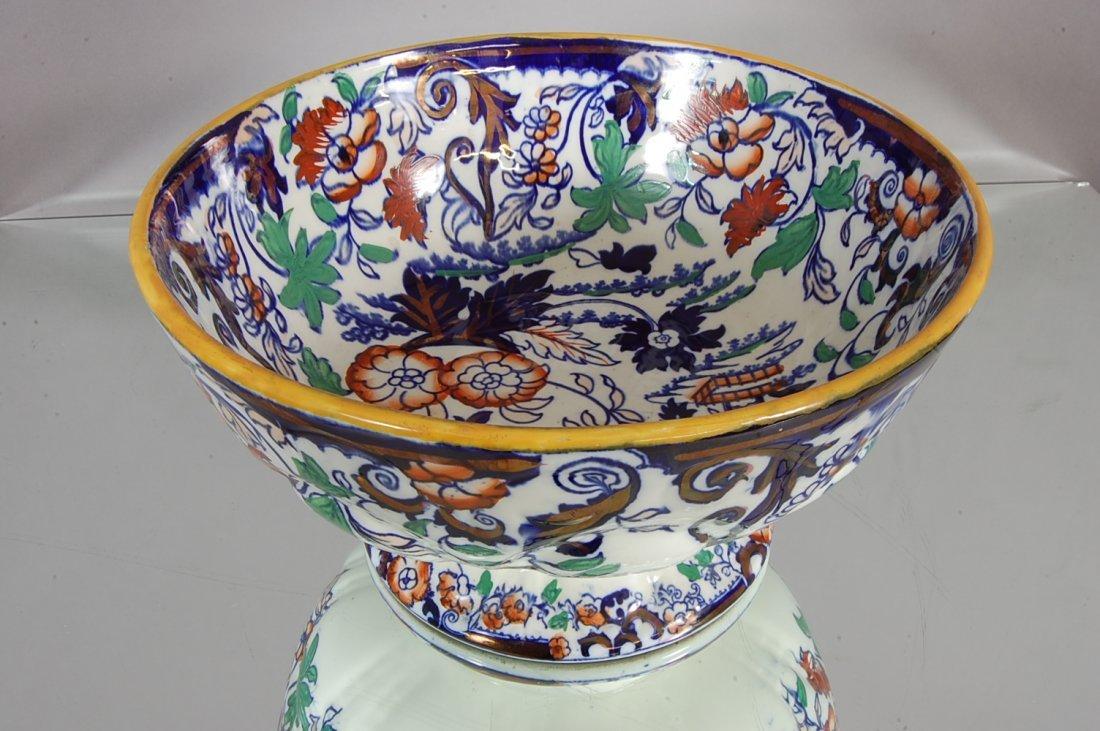328: Amherst Japan Ironstone  Bowl