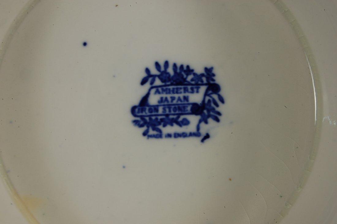 328: Amherst Japan Ironstone  Bowl - 3