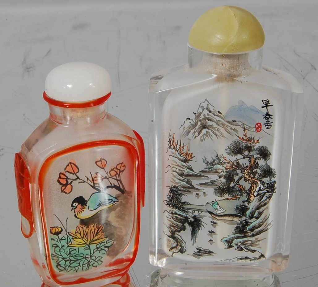 11: Chinese Snuff Bottles