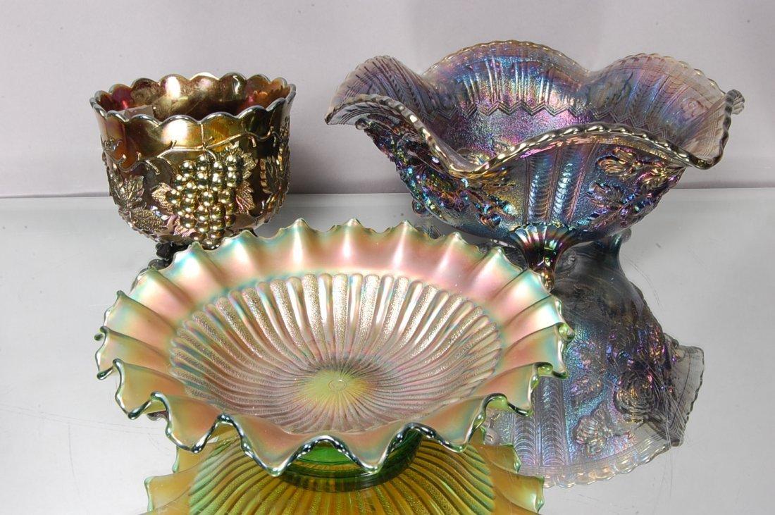 23: Carnival Glass