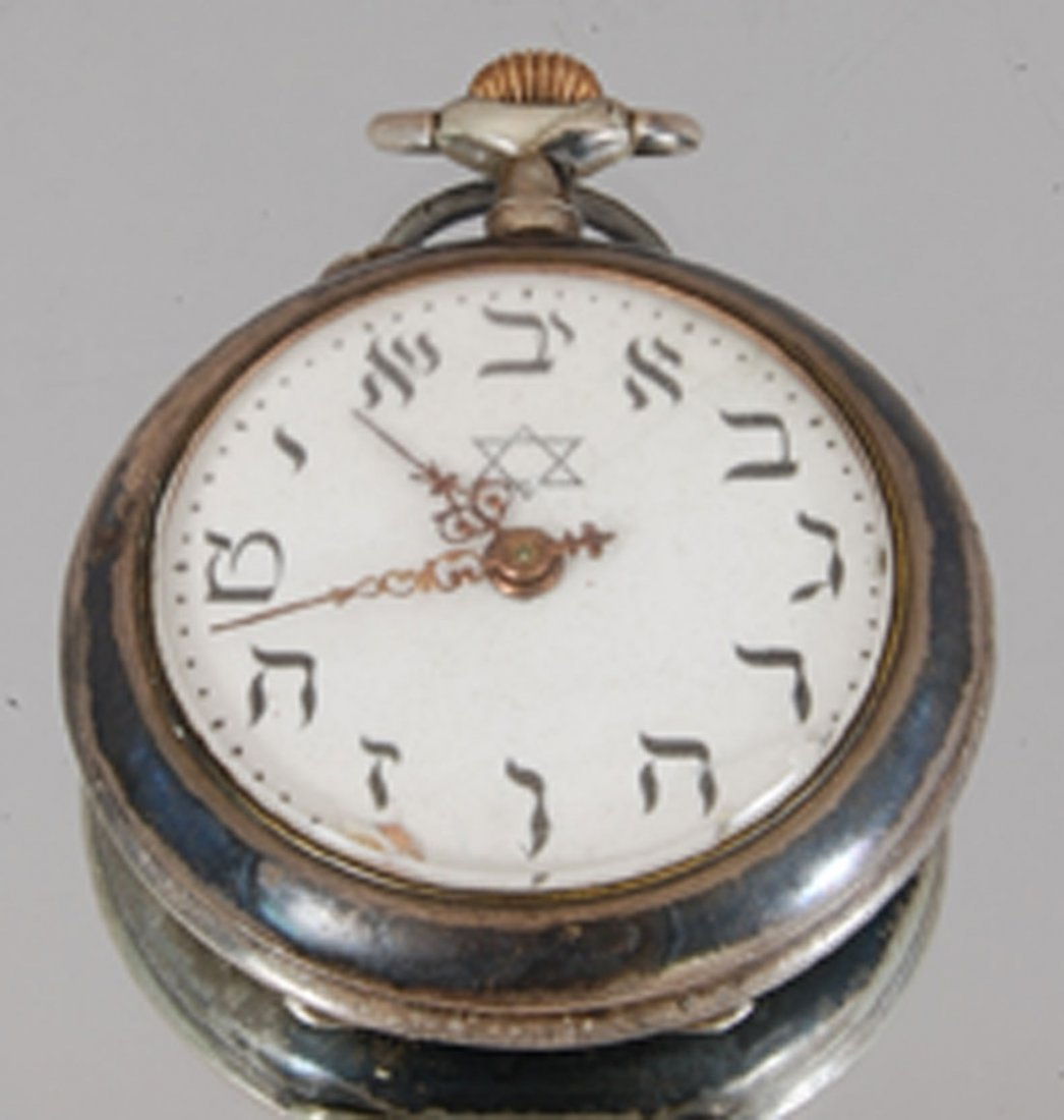 Mans Open Faced pocket watch