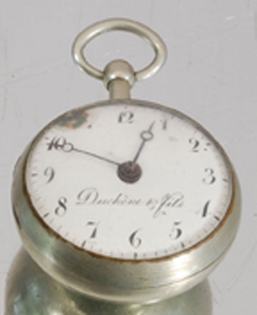 Duchene Files Ladies Pocket Watch