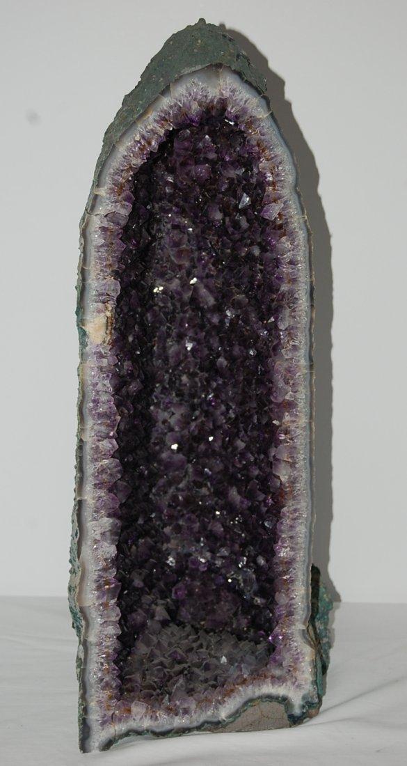Geode Purple Amethyst