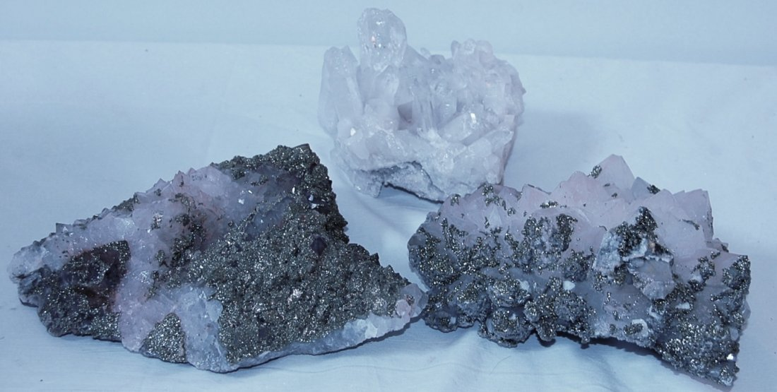Set of 3 minerals