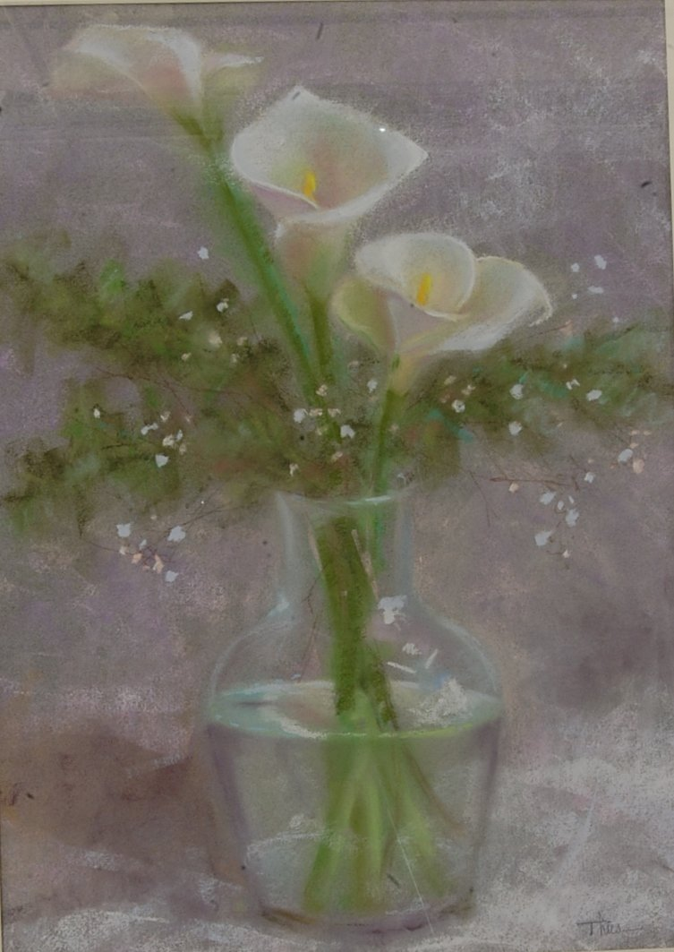 Still Life water color by Timothy Theis