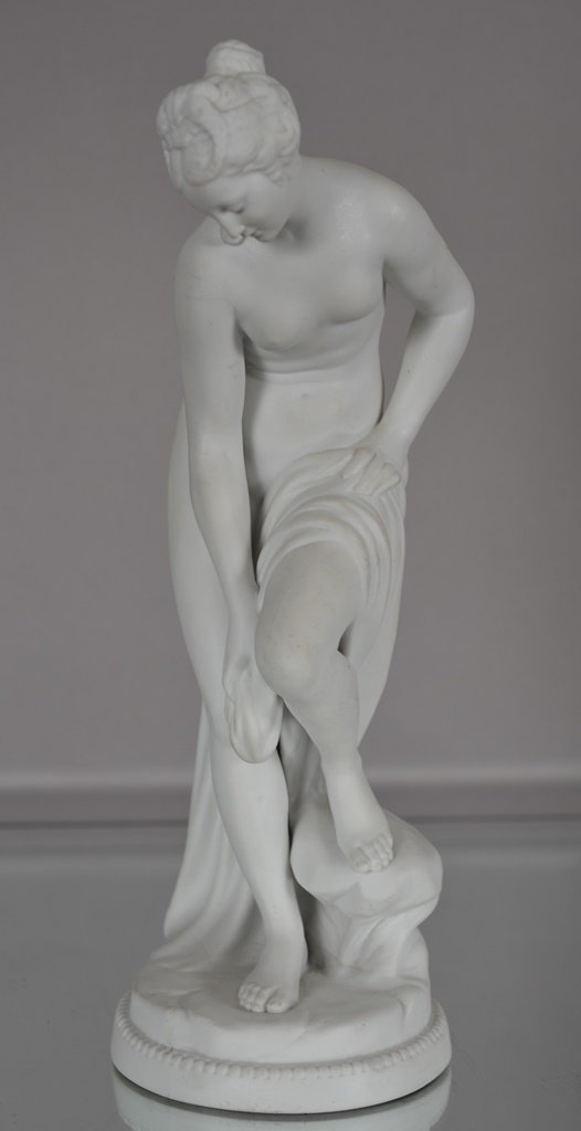 French Bisque statue of Venus
