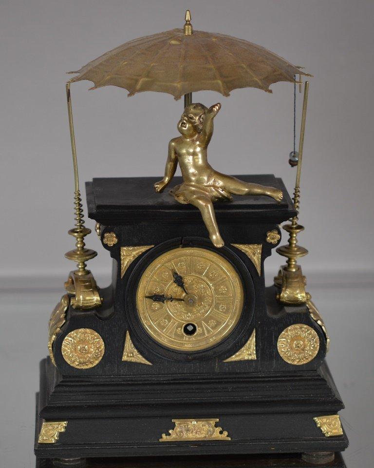 French Novelity Clock