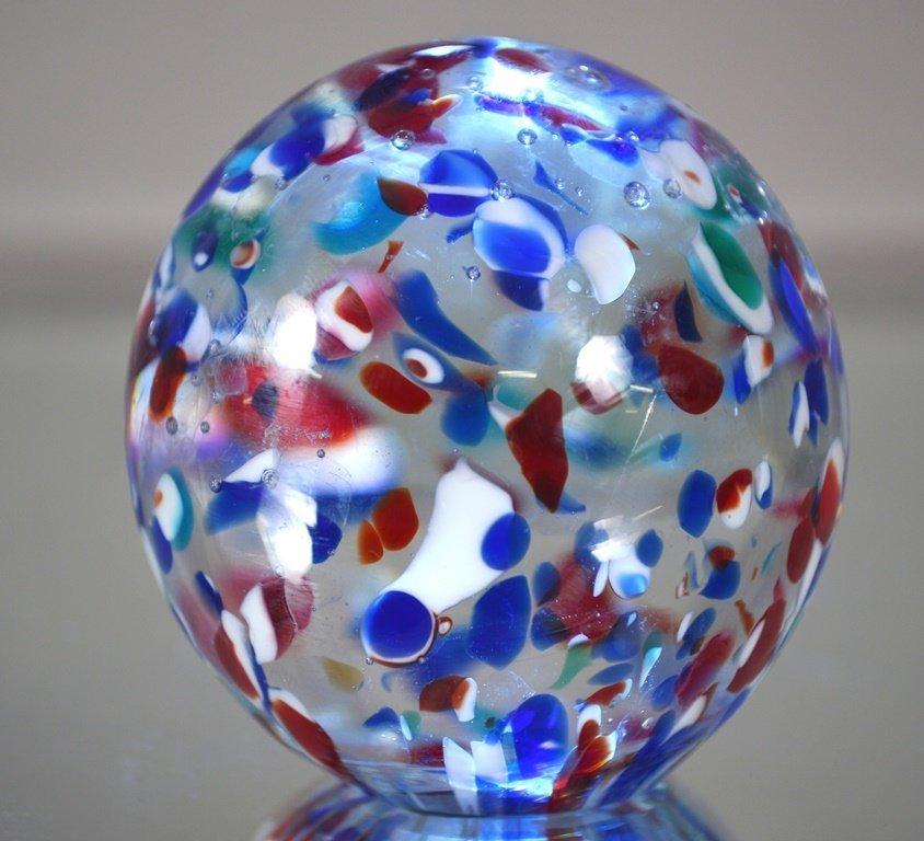 Murano Art glass paper weight