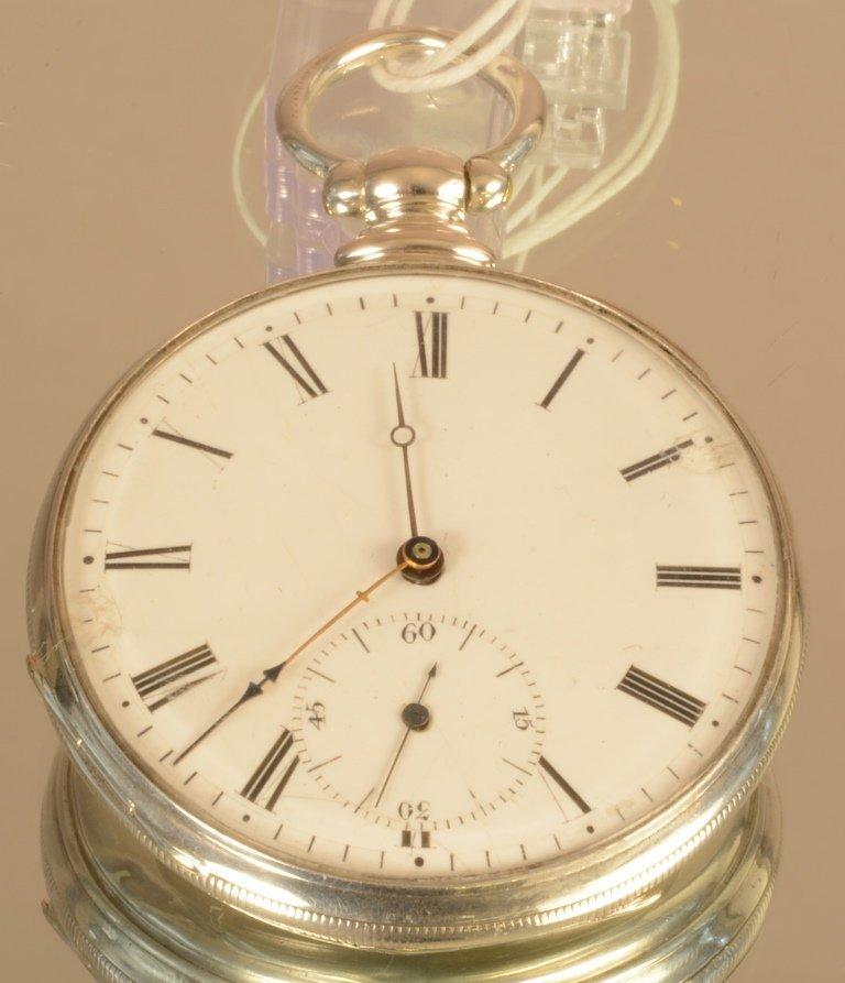 Geneva Pocket watch  F. Calame