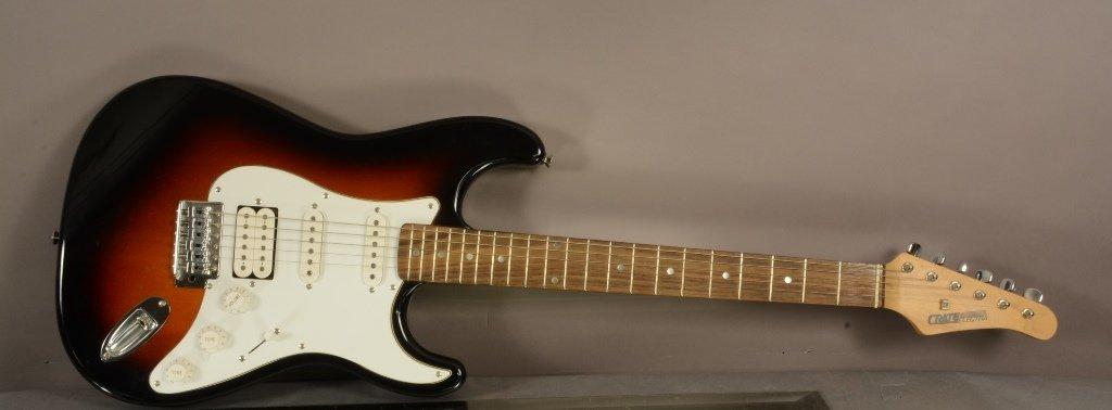 Crate Electra Guitar