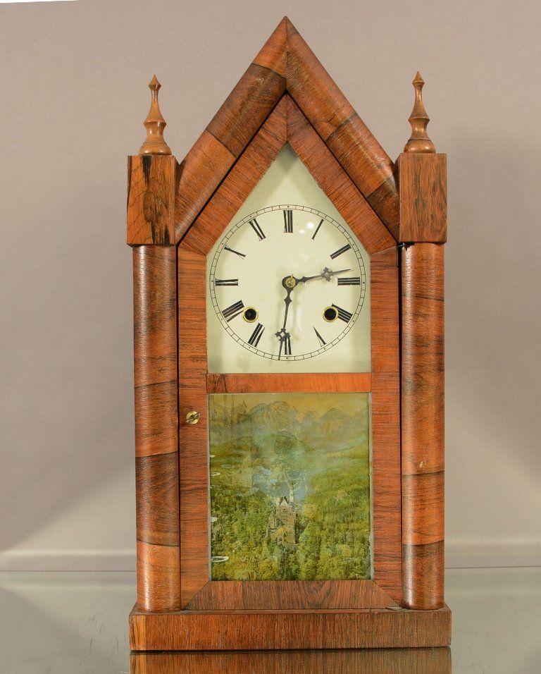 New Haven Steeple Clock