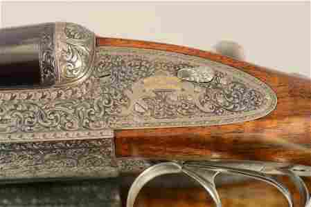 Holland & Holland Badminton Sidelock Shotgun