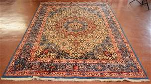 Persian Style Wool Carpet Hand Tied