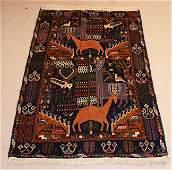 Persian Style Tribal Rug