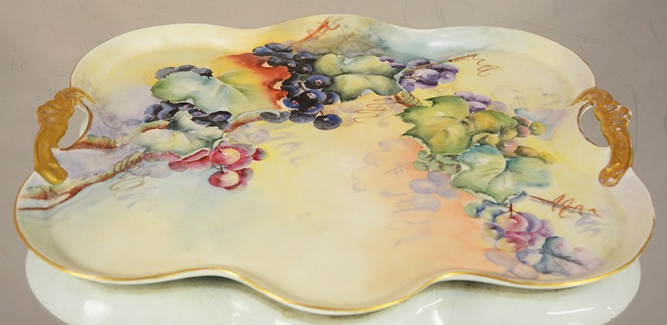 Limoges Serving Tray - 2