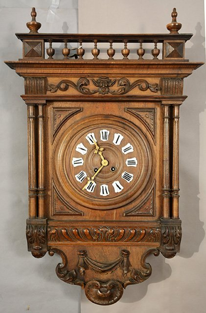 German Gallery Clock