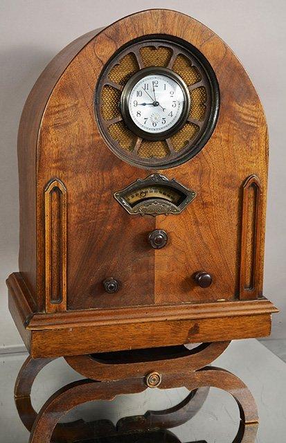 """""""Princeton"""" Radio with Clock"""