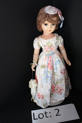 "2: Nancy Lee 21"" Composition Original Doll"
