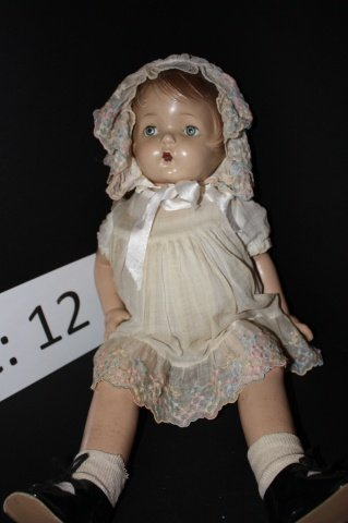 12: Ideal Composition Baby Doll 20""