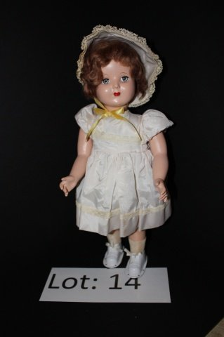 14: Wanda the Walking Doll 18""